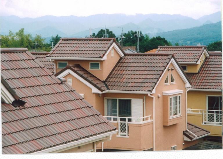 Chọn ngói lợp cho mái nhà hiện đại